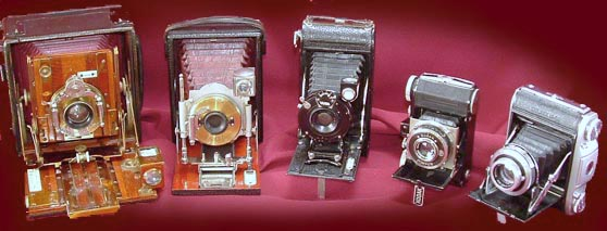 Old Vintage and Classic Cameras